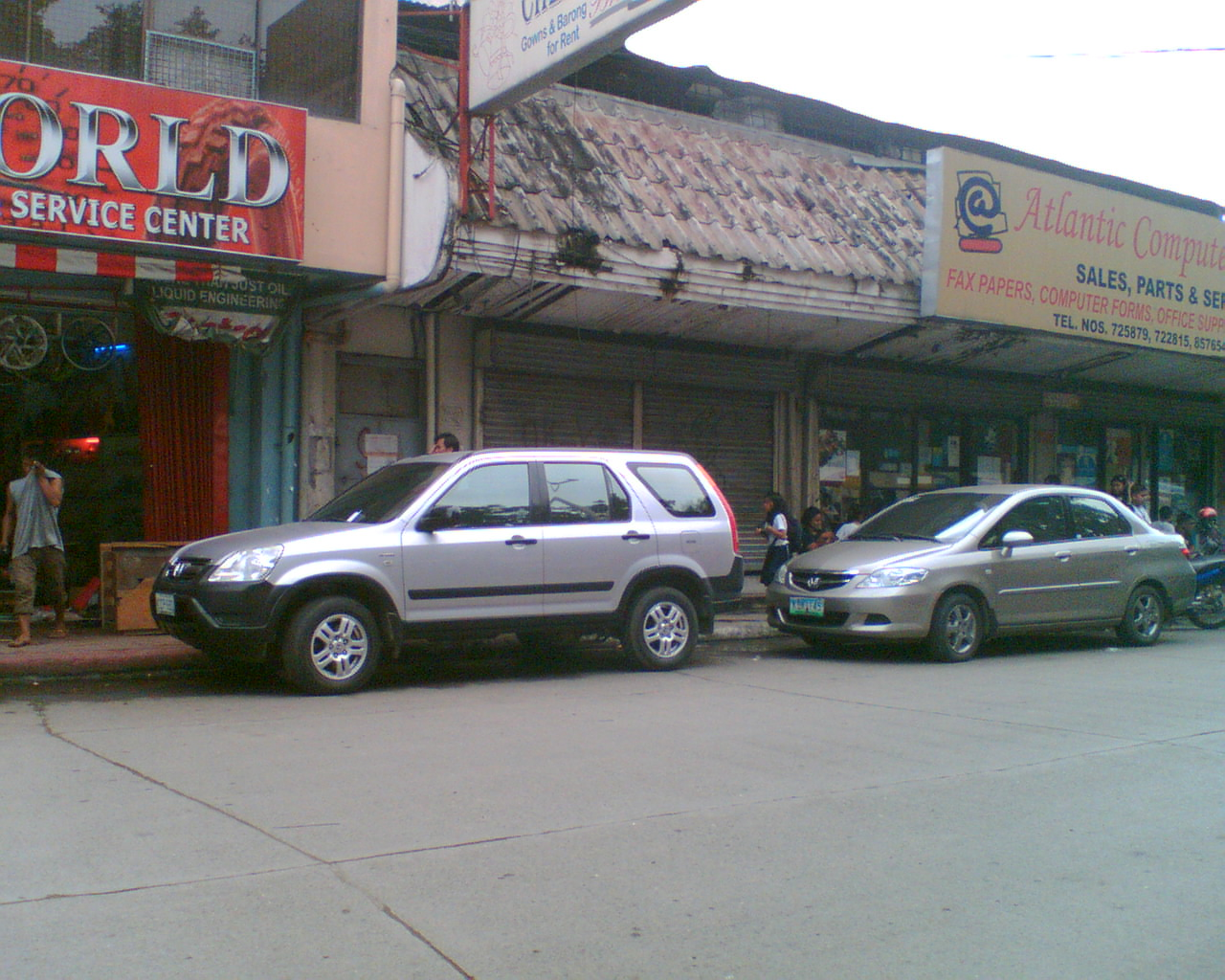 A typical commercial area for sale in Cagayan de Oro City, Philippines
