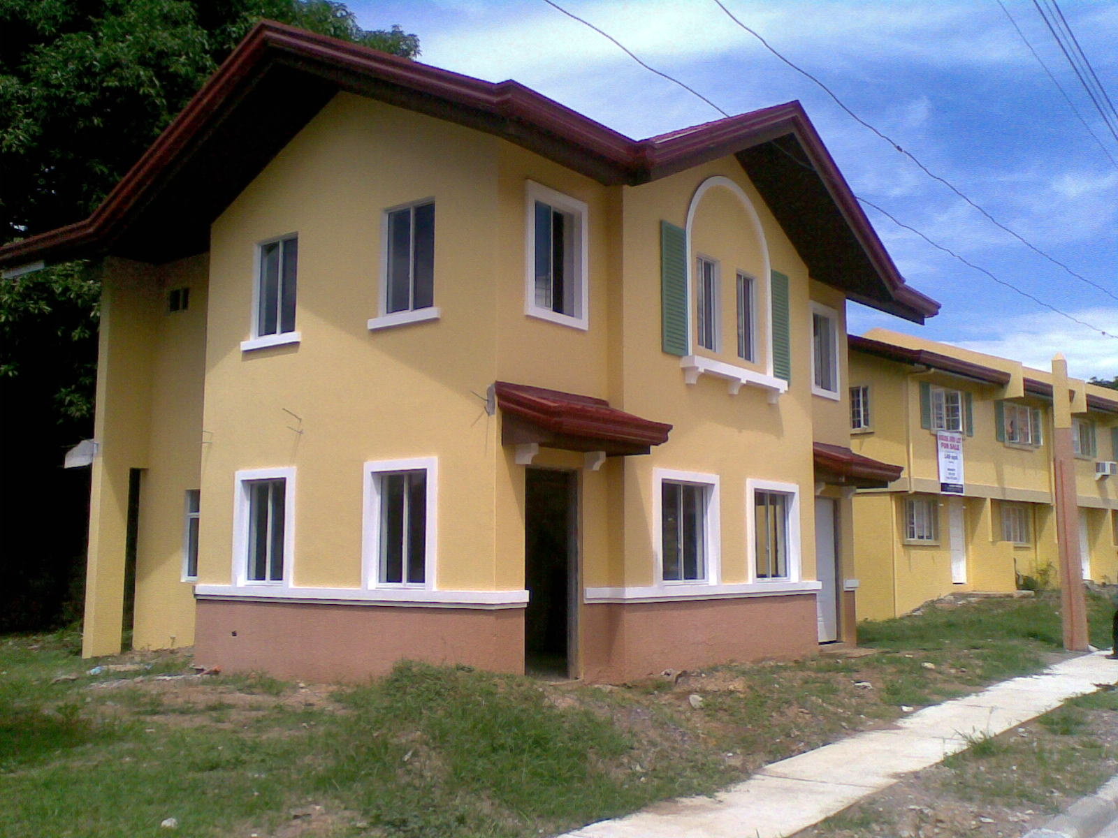 Residential house and lot for sale at Kauswagan, Santa Barbara subdivision, Cagayan de oro City, Misamis Oriental, Philippines